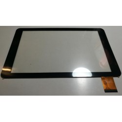 Blanc: Écran tactile touch screen digitizer white WJ1315-FPC-V2.0