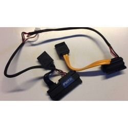 DC power jack PC portable acer all in one z1-623 0H2HDD Cable LXPDD00H2HD000 REV:3A