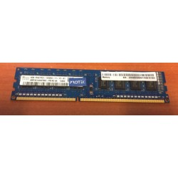 Kingston barrette memoire Portable DDRIII 4Gb bus 1066 KVR1066D3S7/4G