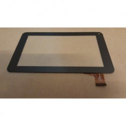 "Noir: ecran tactile touch screen digitizer 7,0"" TECHMADE PAD702-DC Tablet PC Nero"