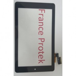 "Noir: ecran tactile vitre digitizer touch screen 7"" Bush MyTablet AC70BCO"