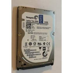 HDD pour portable 2.5 thin SSHD 500Gb DELL Inspiron13-7000 7347