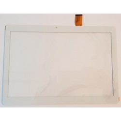 blanc: ecran tactile touchscreen digitizer Archos 101 Core 3G 10""