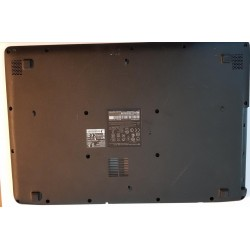 Cache coque PC portable packard bell MS2397