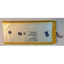 Batterie battery HP 7 plus 1303 1ICP3/67/147 rechargeable Lithium-ion Polymer 3.7V 2550mAh 9.4Wh