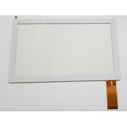 blanc tactile touch digitizer vitre tablette MANTA Duo Power MID712 7 Inch Tablet