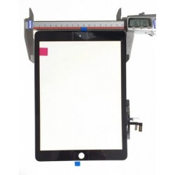 Touch tactile IPAD AIR noir