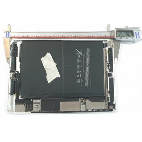motherboard Apple Ipad Air 2 64GO A1566 batterie GOLDEN bouton A1566