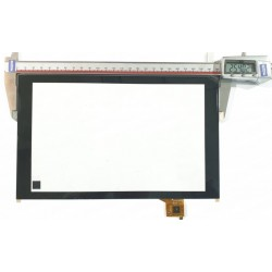 noir: ecran tactile touchscreen digitizer ARTIZLEE ATL-21 VERSION 2 (MF-762-101F-3 FPC)