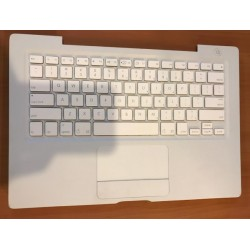 Clavier Keyboard MacBook A1181 Blanc
