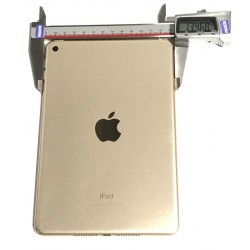 GOLDEN Cache avec Batterie camera bouton power IPAD MINI 4 A1538