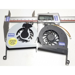 CPU Fan Ventilateur PC portable KSB0505HA-A DC05V 0.38A