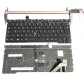 NOIR: Keyboard clavier LENOVO THINKPAD X1 CARBON 3RD 2015 MQBL SM20G18616 59B005E 831-00139-00A With Pointer No Frame