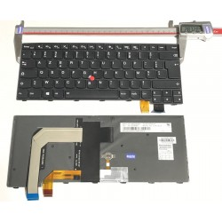 NOIR: Keyboard clavier LENOVO Thinkpad T460P Backlit SN20J91887 00UR358BL-85LA67S006Y With Pointer With Frame
