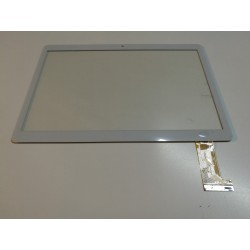 blanc: ecran tactile touchscreen digitizer DH-1069A4-PC FPC264 W1-0 PHX