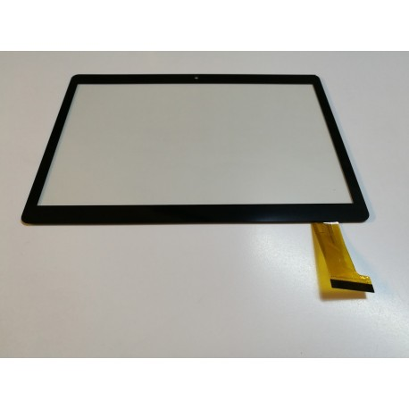 "Noir: ecran tactile touchscreen digitizer 9.6"" MJK-0731-FPC FLT"