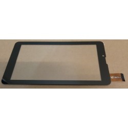 "noir:tactile vitre Digitizer verre pour 7"" JINJIA E-SHOP android tablette"