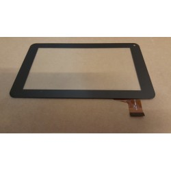"Noir: ecran tactile vitre 7"" touch screen tablette FPC-TP070127(86H)-00"