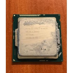CPU Processor Intel Core i5-4670 SR1 4D 3.40GHz	X438B158