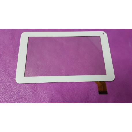 BLANC: ecran tactile touch digitizer vitre Tablette klipad smart i745 kliver