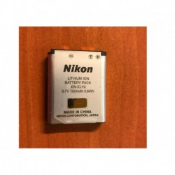 Batterie Battery Nikon Power coolpix EN-EL19