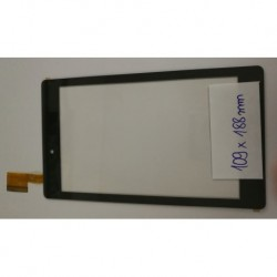 "Noir:Ecran tactile touch screen digitizer 7"" pour tablette Archos 70 oxygen"