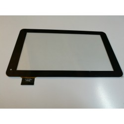 noir: ecran tactile touchscreen digitizer WANJ WJ695-FPC-V2 45 pins 9