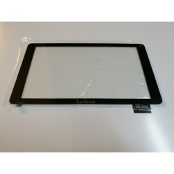 noir: ecran tactile touchscreen digitizer Lexibook Fluo XL 9 black