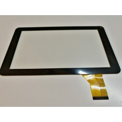 noir: ecran tactile touchscreen digitizer Lenco Cartab 925