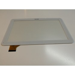 blanc: ecran tactile touchscreen digitizer POLAROID MID1047