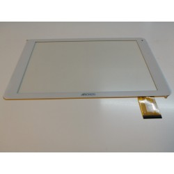 blanc: ecran tactile touchscreen digitizer Archos 101 platinium 3G (avec connection 3G)